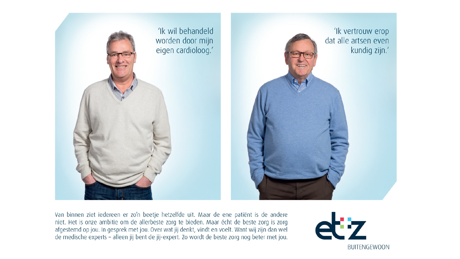 Etz Extraordinary brand positioning