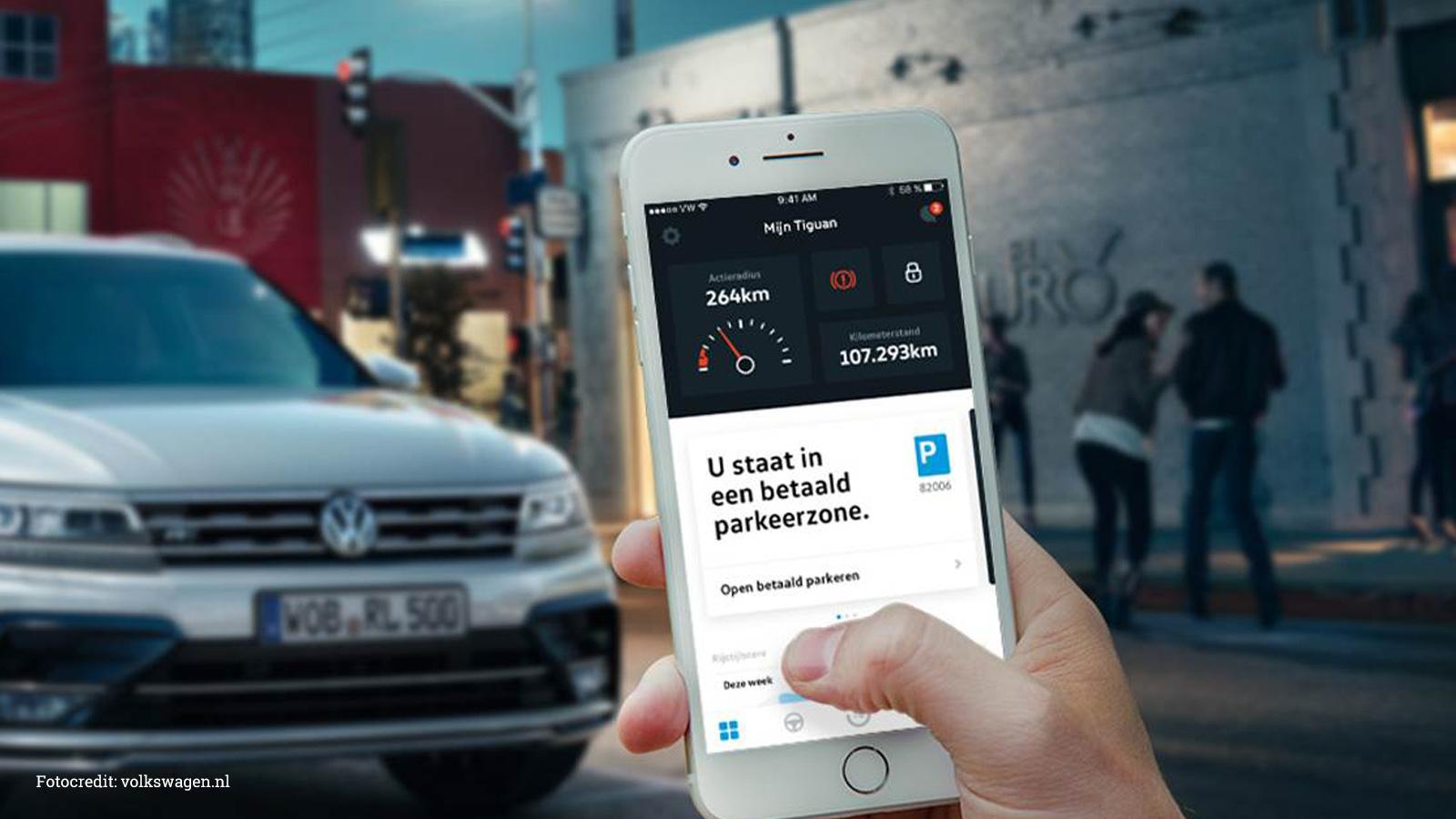 Mijn Volkswagen App