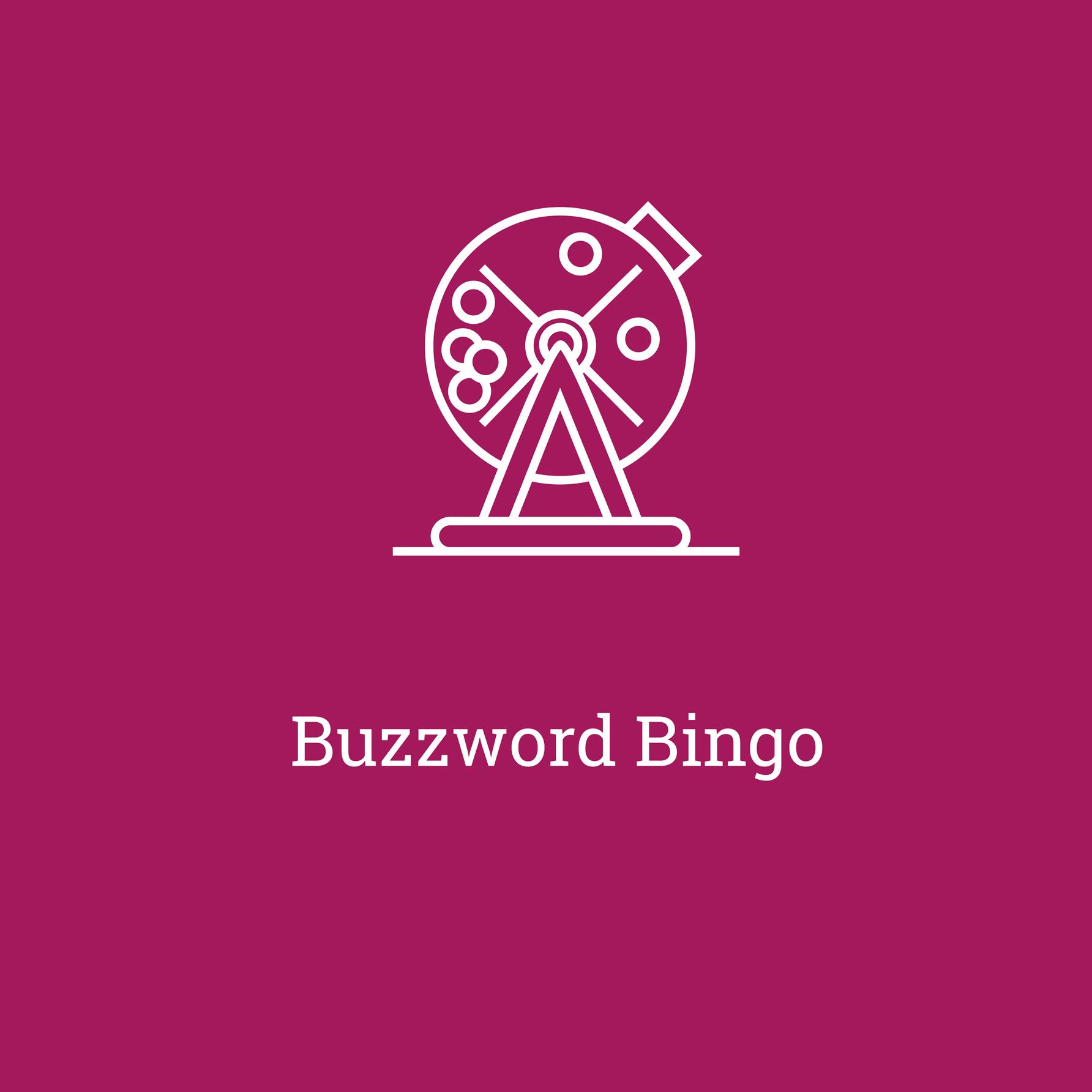 Buzzword bingo Mixe