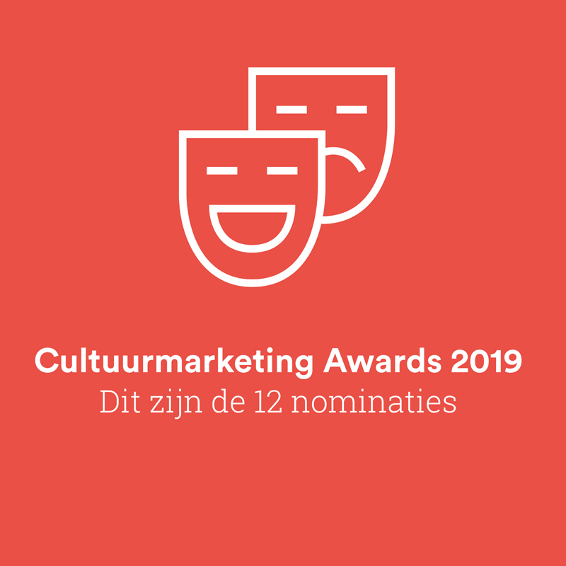 Cultuurmarketing Awards 2019