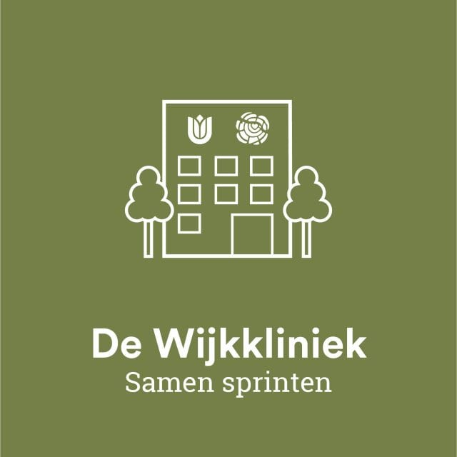 WijkKliniek sprint together