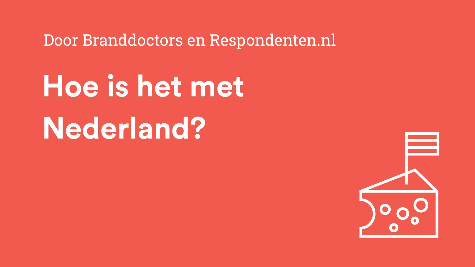 Hoe is het met Nederland?
