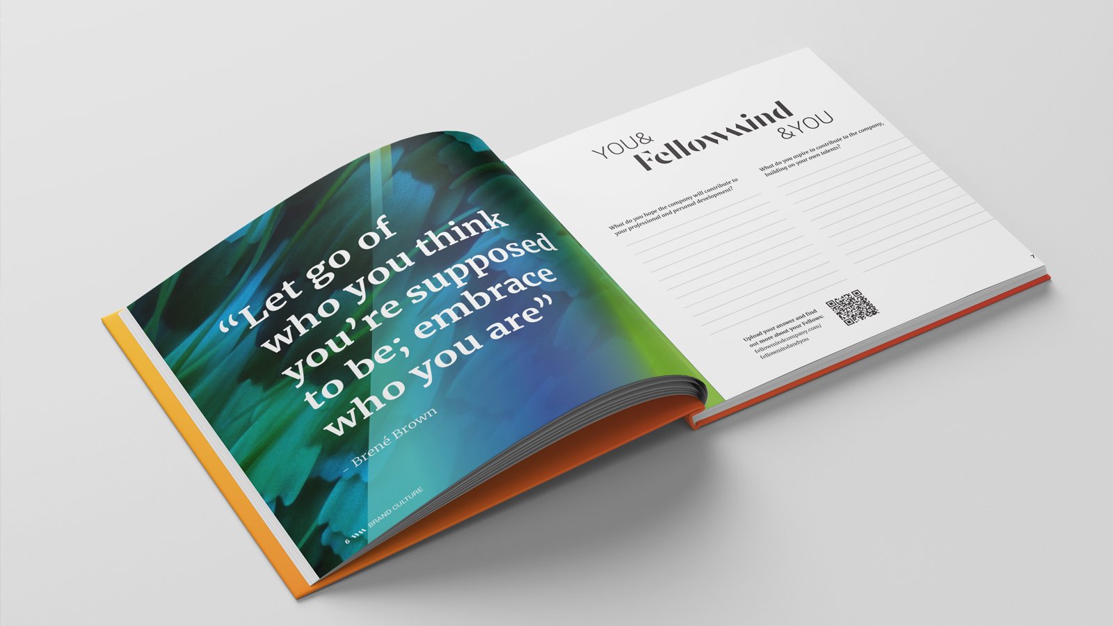 Merkpositionering & Culture Book Fellowmind