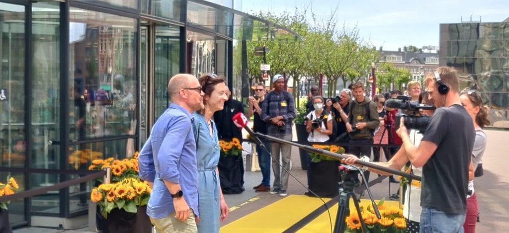 Heropening Van Gogh Museum