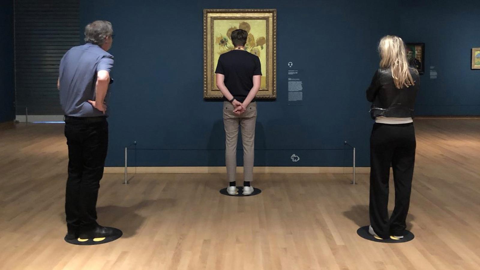 D-day: Heropening van het Van Gogh Museum 1 juni 2020