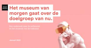 Whitepaper: De millennial en het museum van de toekomst